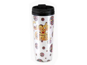 Candy Crush Saga Travel Mug: Chocolate Sprinkles