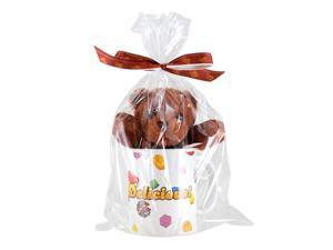 Candy Crush Saga Bear With Ceramic Mug: Brown