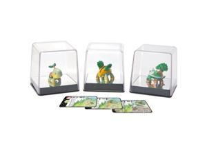 "Pokemon Trainer's Choice 2"" Mini Figure 3-Pack: Turtwig, Grotle and Torterra"