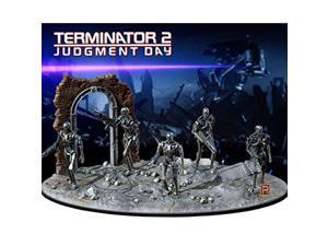 Terminator 2 T-800 Endoskeletons 1/32 Scale Plastic Model Kit