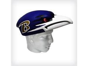 NFL Team Mascot Foamhead Hat: Baltimore Ravens