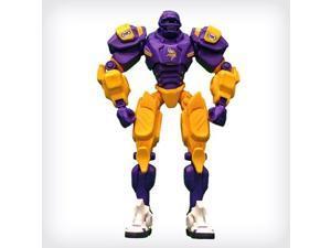 "NFL Minnesota Vikings 10"" Cleatus Fox Robot Action Figure"
