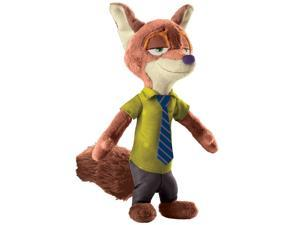 "Disney Zootopia 13.5"" Talking Plush Nick Wilde"