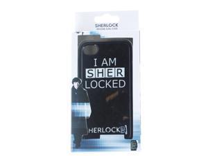 Sherlock Holmes iPhone 4 Hard Snap Case I Am Sher Locked
