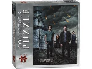 Supernatural 550-Piece Collector's Edition Puzzle