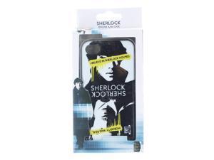 Sherlock Holmes iPhone 4 Hard Snap Case I Believe In Sherlock / Moriarty Was Real