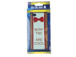 Doctor Who iPhone 5 Hard Snap Case Bow Ties Are Cool