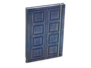 "Doctor Who 6"" x 8.5"" Large Journal Weeping Angel and River Song"