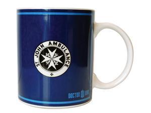 Doctor Who Ceramic 20oz Mug St. John Ambulance