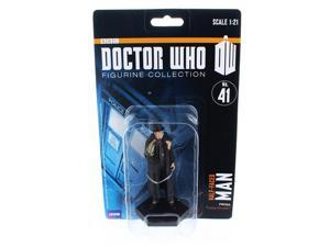 """Doctor Who 4"""" Resin Figure: Half-Face Man"""