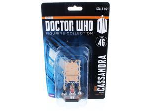 "Doctor Who 4"" Resin Figure: Lady Cassandra (New Earth)"