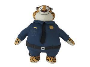 "Disney Zootopia 10"" Plush Officer Clawhauser"