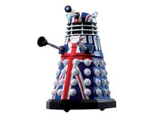 Doctor Who 50th Anniversary British Icon Dalek W/Sound & Lights