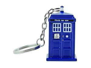 Doctor Who TARDIS Mini Key Chain Flashlight (Torch)
