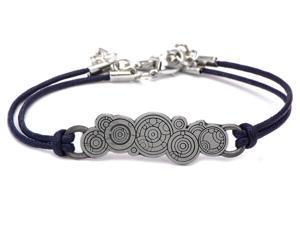 Doctor Who Gallifreyan Symbols Bracelet