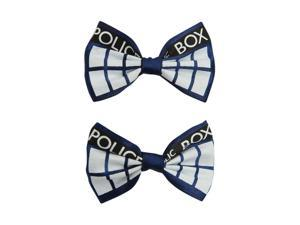 Doctor Who TARDIS Women's Hair Bows