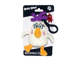 "Angry Birds Movie 4.5"" Plush Clip On: Matilda"