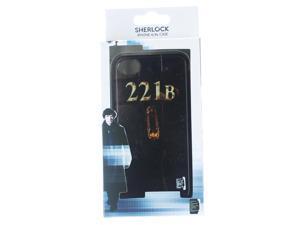 Sherlock Holmes iPhone 4 Hard Snap Case 221B