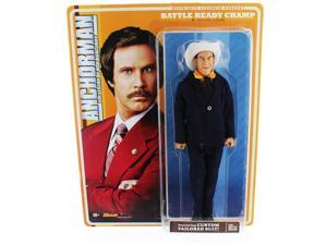 Anchorman 8-Inch Action Figure: Battle Ready Champ