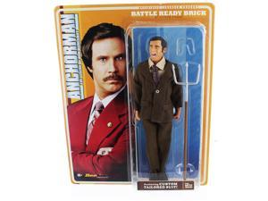 Anchorman 8-Inch Action Figure: Battle Ready Brick