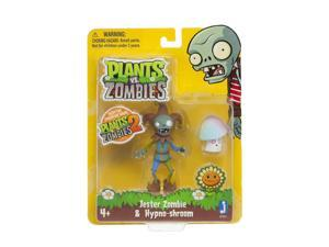 "Plants vs Zombies 3"" Action Figure: Jester Zombie with Hypnoshroom"