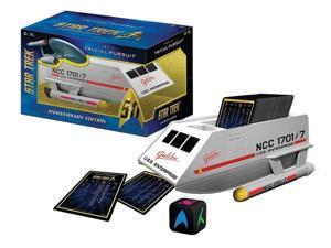 Star Trek 50th Anniversary Edition Trivial Pursuit Game