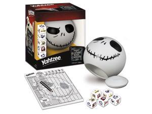 Nightmare Before Christmas Collector's Edition Yahtzee Dice Game