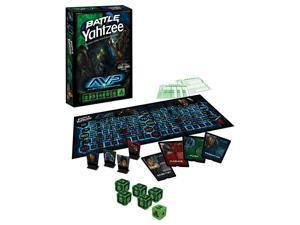 Alien vs Predator Battle Yahtzee Dice Game