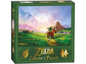 Legend of Zelda Links Ride 550-Piece Puzzle