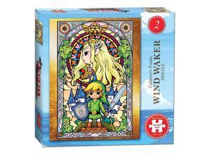 Legend of Zelda Wind Walker Collector's Series #2 550-Piece Puzzle
