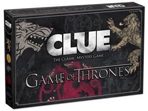 Game of Thrones Clue Collector's Edition Board Game