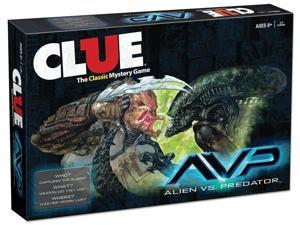 Alien vs Predator Clue Collector's Edition Board Game
