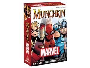 Marvel Edition Munchkin Card Game