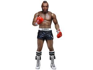 """Rocky 40th Anniversary 7"""" Action Figure: Clubber Lang with Black Trunks"""