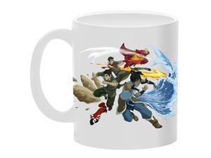 Legend of Korra Coffee Mug