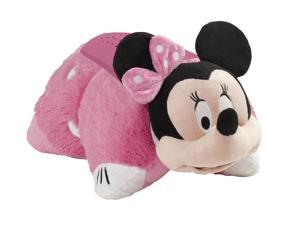 "Disney Minnie Mouse ""Rockin The Dots"" Dream Lite Plush Night Light"