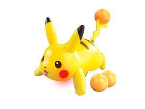 Pokemon Battle Moves Pikachu Motorized Action Figure