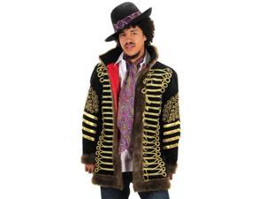 Jimi Hendrix Deluxe Adult Costume Small/Medium Jacket