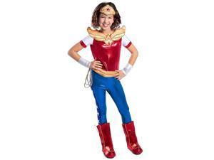 DC Super Hero Girls Premium Wonder Woman Child Costume L(10)