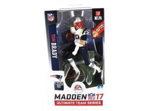 New England Patriots, Tom Brady EA Sports Madden NFL 17 Ultimate Team Figure: White Jersey Variant