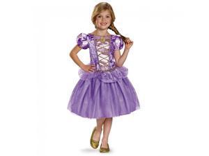 Disney's Tangled Rapunzel Classic Child Costume Medium 7-8