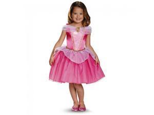 Disney's Sleeping Beauty Aurora Classic Child Costume Medium 7-8