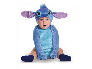 Disney Lilo and Stitch Stitch Costume Infant 6-12 Months