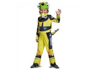 Dinotrux Revitt Deluxe Costume Child Medium 7-8