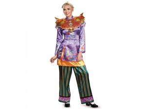 Alice Through The Looking Glass Women's Alice Asian Inspired Deluxe Costume Medium 8-10