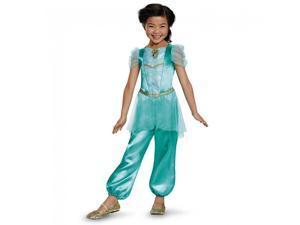 Disney's Aladdin Princess Jasmine Classic Child Costume Medium 7-8