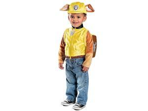 Paw Patrol Rubble Child Costume 12/18M