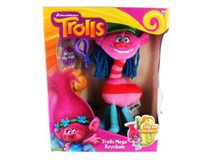 "Trolls 9"" Plush Clip-On: Copper"