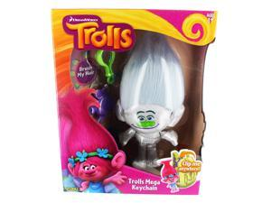 "Trolls 9"" Plush Clip-On: Guy Diamond"