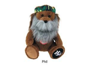 "Duck Dynasty 8"" Bear Plush With Sound: Phil"